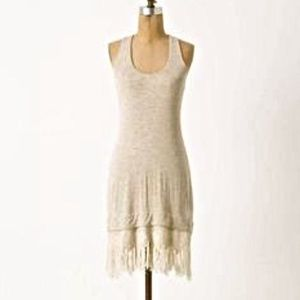 Dolan | Tassel Hem Tank Dress
